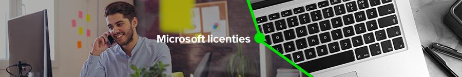 microsoft licenties