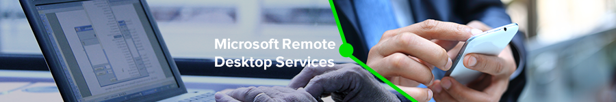 microsoft remote desktop servicecs